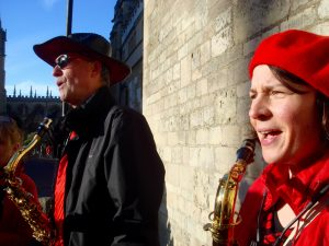 'Choristers' May Day 2016